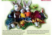 Radoznali zec i jaje